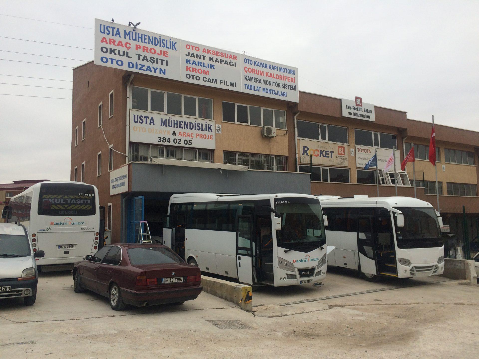 Usta Mühendislik Ankara 05323118894